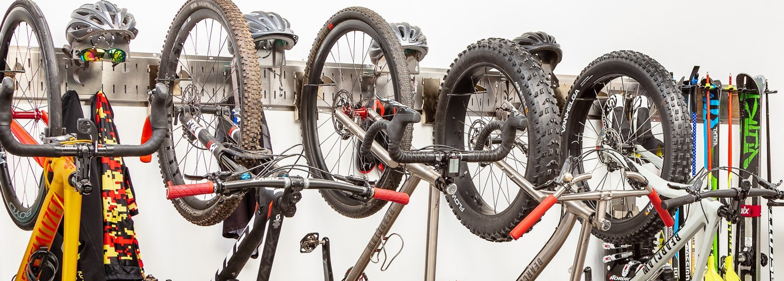 Fat Bike Storage