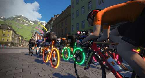 Are You Watching the (Virtual) Tour de France?