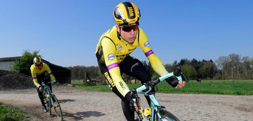 The Perfect Ride At Paris-Roubaix