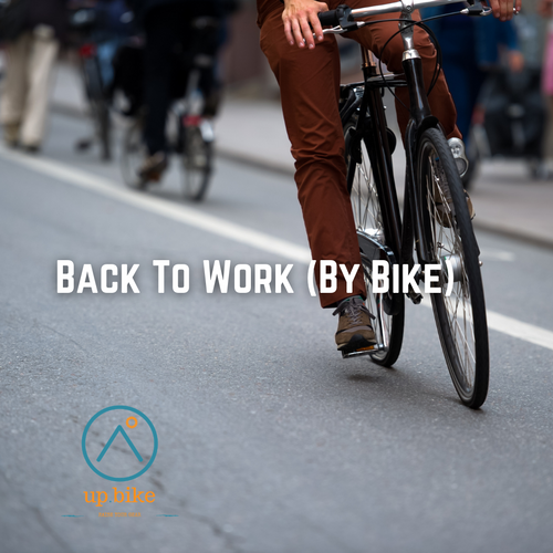 Back To Work By Bike (And Saving The World In The Process)