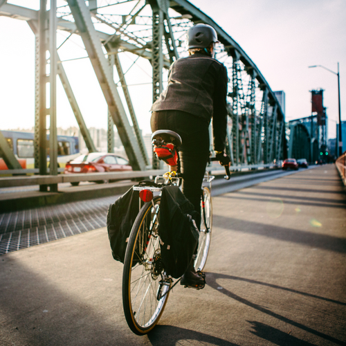 How Businesses Can Support Bike-To-Work Efforts All Year