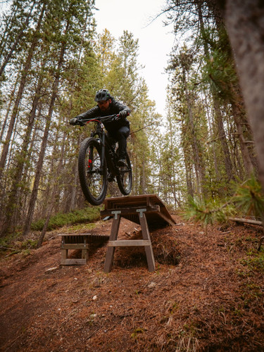 Mountain Bike Trail Building: More Trails for More Riders
