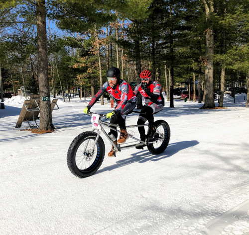 Thanks For The Fun, Short's Brewing Fat Bike Series!