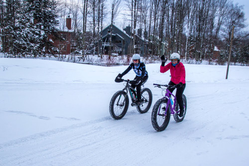 Cold Weather Biking Tips from The Tundra