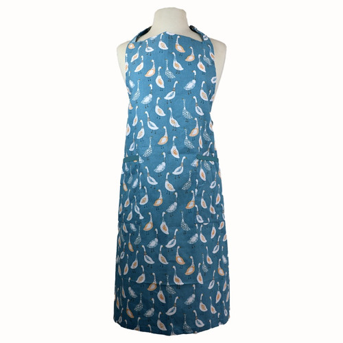 Giggling Geese Apron