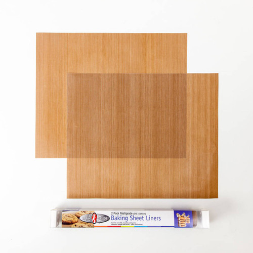 Multigrade baking sheets. Pack of 2.