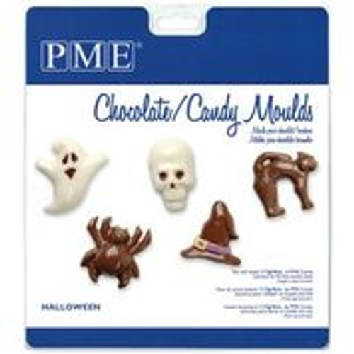 Halloween chocolate mould