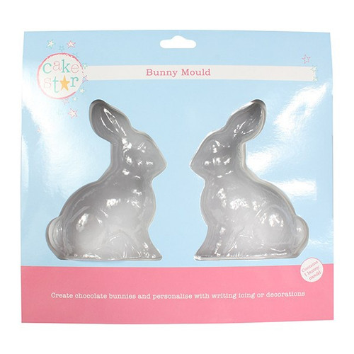 Rabbit chocolate mould