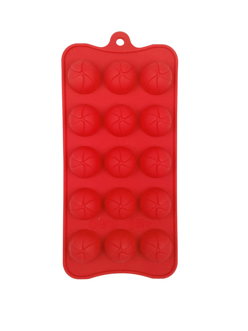 Silicone round mould