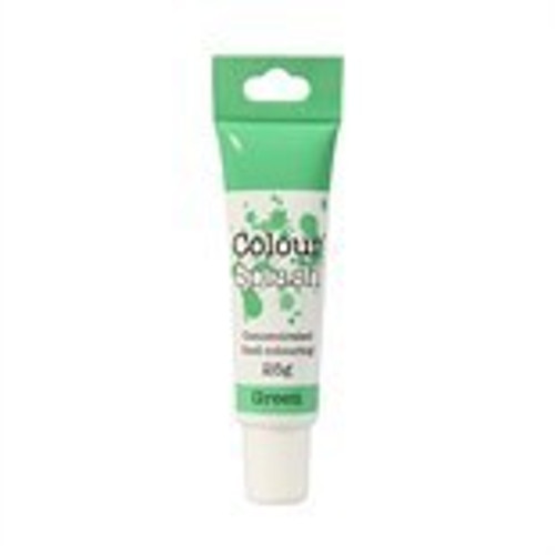 Colour splash concentrated food colour green 25g.