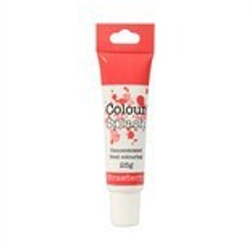 Colour splash concentrated food colour strawberry 25g.