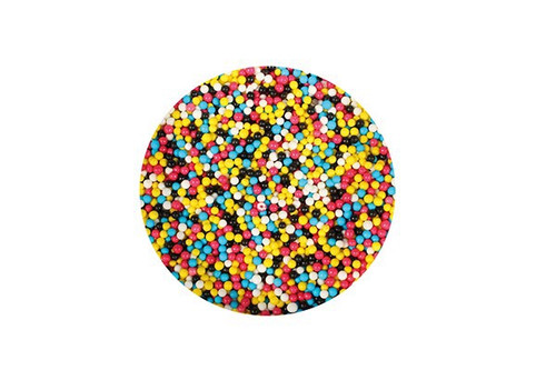 Edible non pareils, pixel mix.