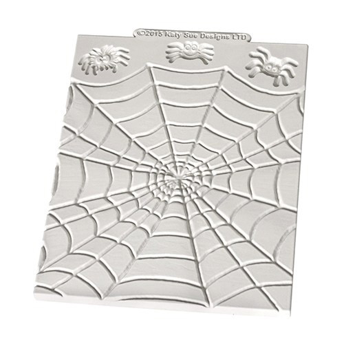 Spider and web mould