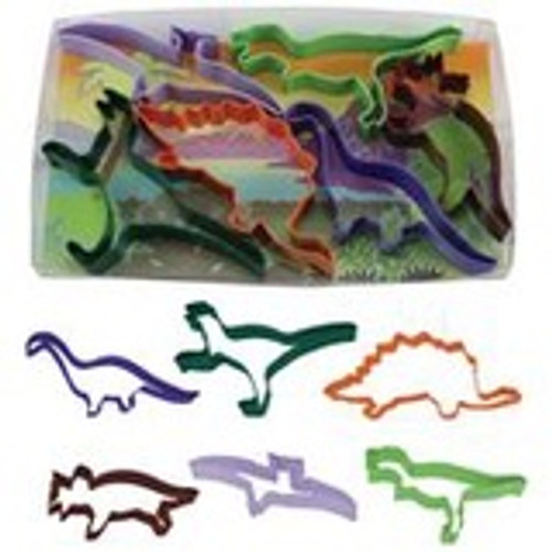 Dinosaur cutter set