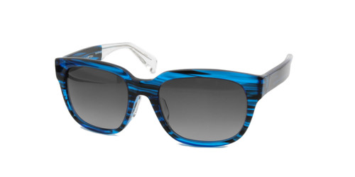 C1 Azure w/ Gray Gradient Polarized Lenses