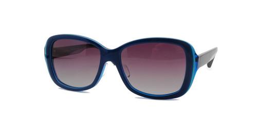 C1 Teal/Ocean Blue w/ Gray Gradient Polarized Lenses