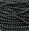 """6mm Hematite Manmade Round Beads 40cm 15""""  Stone"""