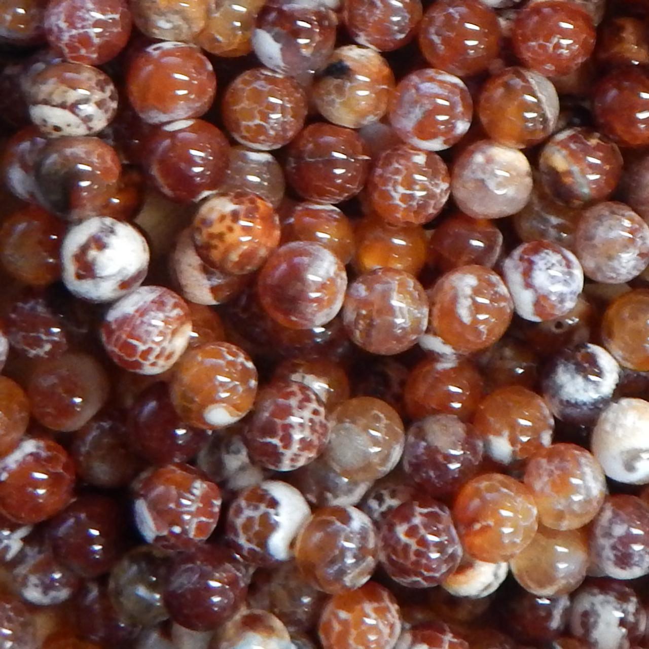 "6mm Amazonite Dyed  Round Beads 40cm 15/""  Stone"