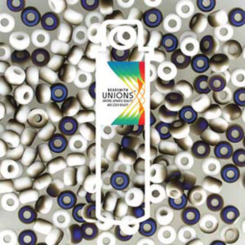 White Opaque Azuro Matte Unions 15/0 Seed Beads Round Rocailles 8 Grams 15-402-22271-Tb