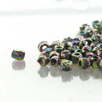FirePolish True2S 2mm Czech Glass Etch Full Marea 600 Beads Fpr0200030-28183