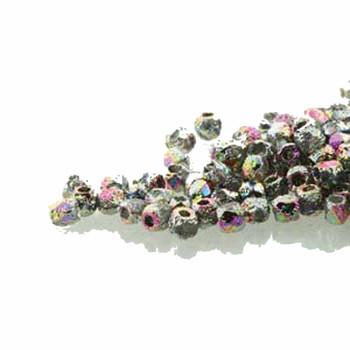 FirePolish True2S 2mm Czech Glass Etch Full Vitrail 600 Beads Fpr0200030-29483