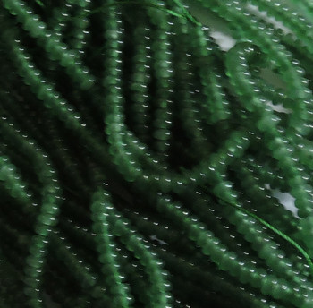 4mm Green Jade Faceted Semi-Precious Beads 15 Inch Gemstone B2-S1B15