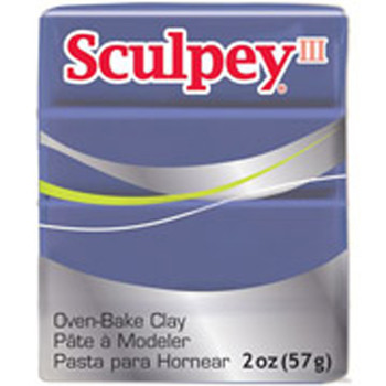Sculpey Iii Original Polymer Clay, 2Oz, Gentle Plum 10013653