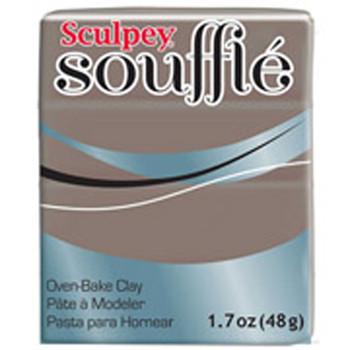 Sculpey Souffie Polymer Clay Moca 1.7Oz