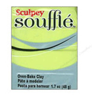 Sculpey Souffie Polymer Clay Pistachio 1.7Oz