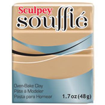 Sculpey Souffie Polymer Clay Latte 1.7Oz