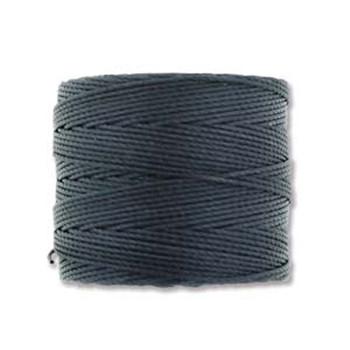 S-Lon Nylon Beading Cord #18 0.5mm Indigo 77 Yards  1 Spool