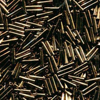 Miyuki Slender Bugle 1.3x6mm Bronze Metallic 13 Gram Retail Pack
