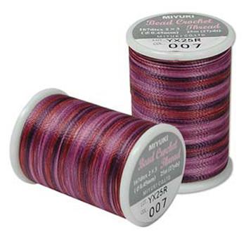 Miyuki Bead Crochet Size 8-Vineyard 25 Yards