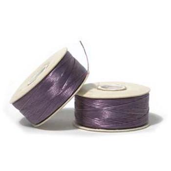 "Nymo D Bobbin 64 Yards D - 0.012"" 0.3048mm  Light Purple"
