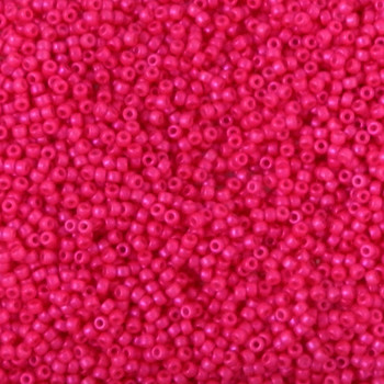 Tutti Frutti Pitahaya Matubo 11/0 (2.1mm)7.5 Grams 0.9mm Hole Czech Glass Seed Beads Approx 750 Beads