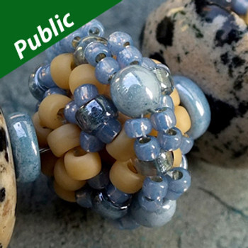 Rondelles Designed By: Nela Kabelova