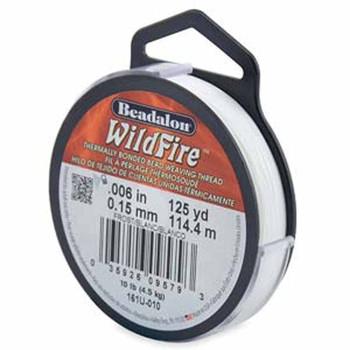 Wildfire .006 Inch Frost 125 Yard Spooll .20 Diamerter
