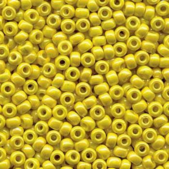 Yellow Opaque MIYUKI APPX 20 gram  TUBE