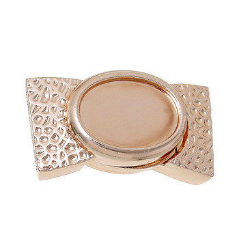 """1pc Magnetic Clasps Candy Rose Gold Cabochon Settings (Fits 18mm x13mm) 34mm(1 3/8"""") x 18mm( 6/8""""),"""