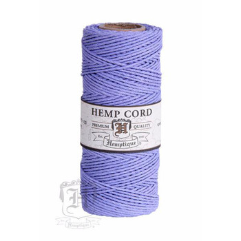French Blue #20 1mm Hemp Cord 50grm Spool 200 feet