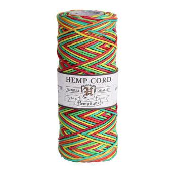 Rasta #20 1mm Hemp Cord 50grm Spool 200 feet