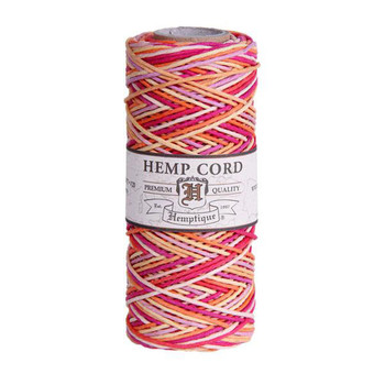 Taffy #20 1mm Hemp Cord 50grm Spool 200 feet