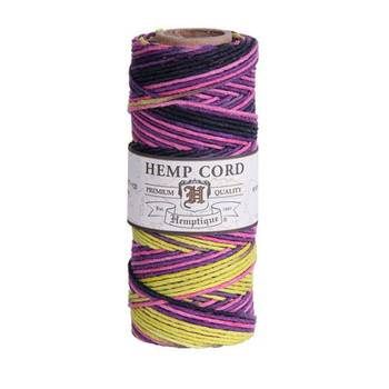 Flirt #20 1mm Hemp Cord 50grm Spool 200 feet