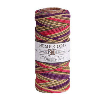 Cat's Cradle #20 1mm Hemp Cord 50grm Spool 200 feet