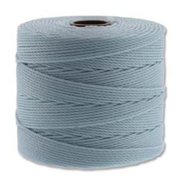 S-Lon Nylon Beading Cord FINE Tex 135  0.4mm SKY BLUE
