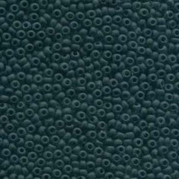 20 Grams Czech 6/0 Glass Seed Beads Jet Matte Approx 20 Grams