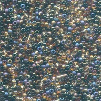 22 Grams Czech 8/0 Glass Seed Beads Mixed Czech Glass Seed Beads Wheatberry Approx 22 Grams