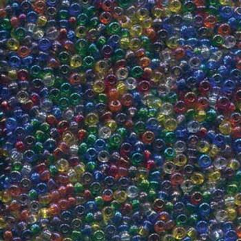 22 Grams Czech 8/0 Glass Seed Beads Mixed Czech Glass Seed Beads Rainbow Ab Approx 22 Grams