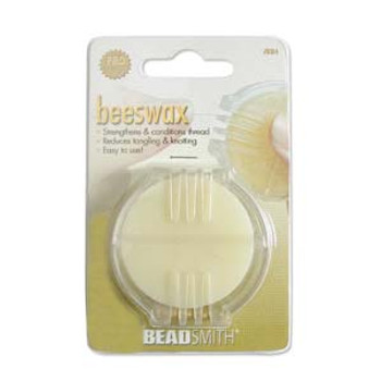 Bees Wax In Blister Pack with thread gudes