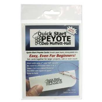 Quick Start Peyote 11/0 Delica & Seed